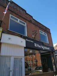 Thumbnail 2 bedroom flat to rent in High Street, Hythe