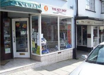 Thumbnail Retail premises to let in Clwyd Street, Ruthin