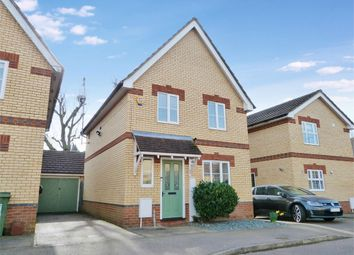 Thumbnail 3 bed detached house for sale in Hawkins Way, Bovingdon, Hertfordshire