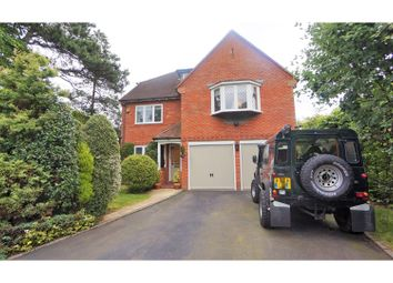 Thumbnail 5 bed detached house for sale in The Boulevard, Sutton Coldfield