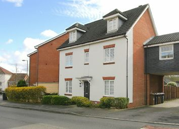 Thumbnail 6 bed town house for sale in Berry Way, Andover