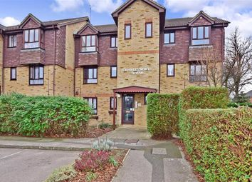 Thumbnail 2 bed flat for sale in Balfour Road, Chatham, Kent