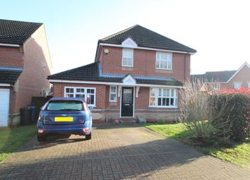 Thumbnail 4 bedroom detached house for sale in Fritillary Close, Pinewood, Ipswich