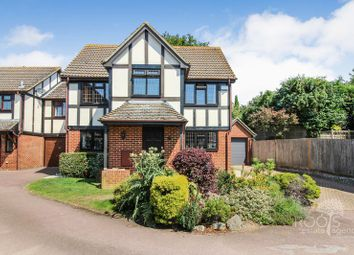 Thumbnail 4 bed detached house for sale in Strouds Meadow, Cold Ash, Thatcham