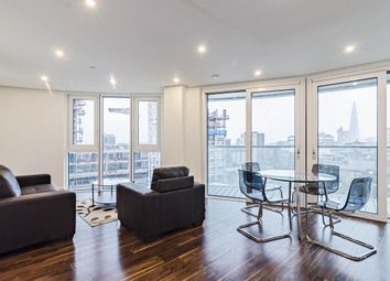 Thumbnail 3 bed flat to rent in Alie Street, London