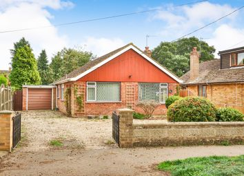 Thumbnail 3 bedroom detached bungalow for sale in St Faith's Road, Old Catton, Norwich