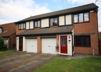 Thumbnail 3 bed semi-detached house to rent in Ryelands Way, Durham