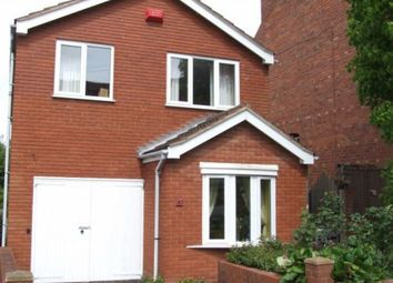 Thumbnail 4 bed detached house to rent in Alexandra Road, Penn, Wolverhampton