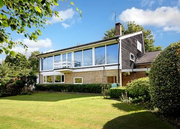 Thumbnail 4 bedroom detached house to rent in Hampden Hill, Beaconsfield