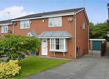 Thumbnail 3 bedroom town house for sale in Gallimore Close, Burslem, Stoke-On-Trent