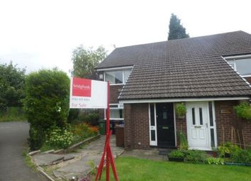 Thumbnail 2 bedroom flat for sale in West Meadow, Reddish, Stockport, Cheshire
