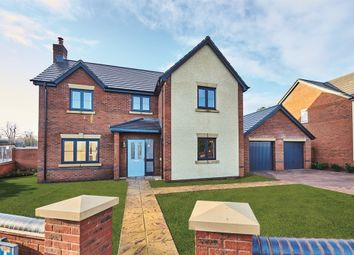 """Thumbnail 4 bed property for sale in """"The Newford"""" at Sparrowhawk Way, Telford"""