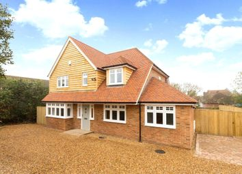 Thumbnail 5 bed detached house for sale in Clappsgate Road, Pamber Heath, Tadley