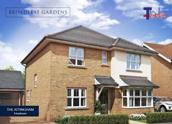 Thumbnail 4 bedroom detached house for sale in Birches Barn Road, Bradmore, Wolverhampton