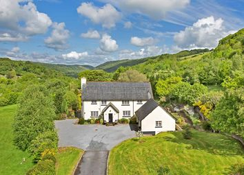 Thumbnail 4 bedroom detached house for sale in Hawkmoor Parke, Bovey Tracey, Newton Abbot