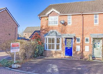 Thumbnail 2 bedroom end terrace house for sale in Howard Close, Loughton, Essex