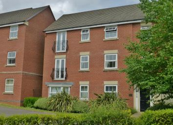 Thumbnail 2 bed flat for sale in Linnet Court, Uppingham, Oakham
