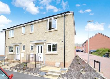 Thumbnail 2 bed semi-detached house for sale in Poppy Close, Newton Abbot, Devon