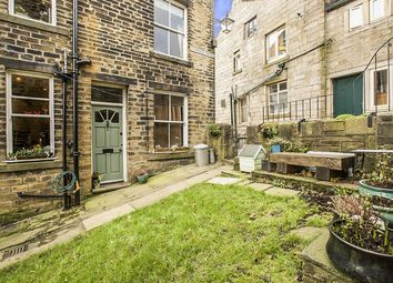 Thumbnail 2 bed terraced house for sale in Co-Operative Terrace, Heptonstall, Hebden Bridge