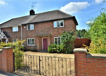 Thumbnail 3 bed semi-detached house for sale in Radcliffe Road, Stamford