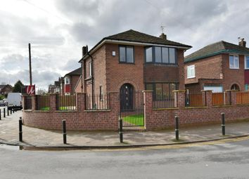 Thumbnail 3 bed detached house for sale in Gower Road, Heaton Chapel, Stockport