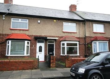 Thumbnail 2 bedroom terraced house to rent in Hedley Terrace, Gosforth, Newcastle Upon Tyne