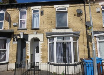 Thumbnail 2 bedroom property to rent in Folkestone Street, Hull