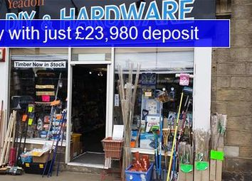Retail premises for sale in LS19, Yeadon, West Yorkshire