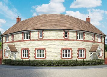 Thumbnail 3 bed semi-detached house for sale in Plot 17, The Fernham, Jack's Lea, Station Road, Uffington, Oxfordshire
