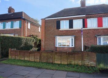 Thumbnail 3 bed semi-detached house for sale in Warstock Road, Kings Heath, Birmingham