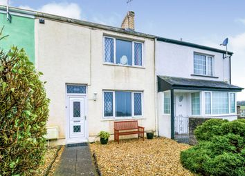 Thumbnail 3 bed terraced house for sale in Heol Fach, North Cornelly, Bridgend