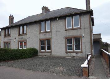 Thumbnail 2 bedroom flat to rent in Den Walk, Methil, Fife