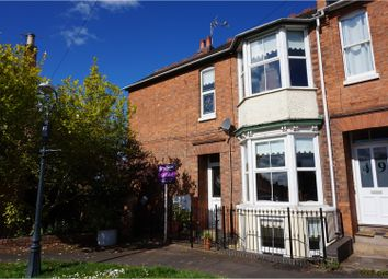 Thumbnail 4 bed end terrace house for sale in Highfield Terrace, Leamington Spa