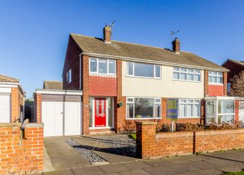 Thumbnail 3 bed semi-detached house for sale in Elizabeth Way, Hartlepool