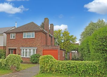 Thumbnail 3 bed detached house for sale in Sellwood Road, Abingdon