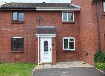Thumbnail 2 bedroom terraced house for sale in Phipps Close, Westbury, Wiltshire