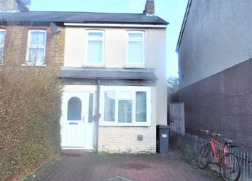 Thumbnail 3 bed semi-detached house to rent in Faggs Road, Feltham