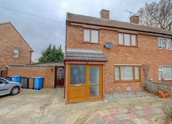 Thumbnail 3 bed semi-detached house for sale in Shamrock Avenue, Ipswich