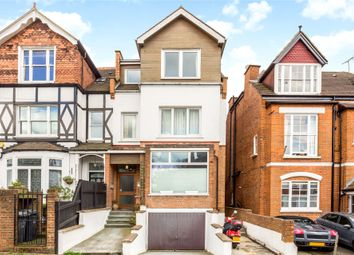 Thumbnail 3 bedroom flat for sale in Pattison Road, Hampstead, London