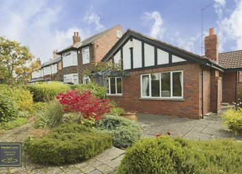Thumbnail 3 bed detached bungalow for sale in Greendale Road, Arnold, Nottinghamshire