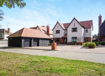 Thumbnail 4 bed detached house for sale in 21 Point Clear Road, Clacton-On-Sea