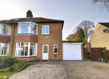 Thumbnail 3 bed semi-detached house for sale in West Acres, Alnwick, Northumberland