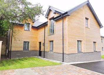 Thumbnail 4 bed semi-detached house for sale in Lle Bryony, Parrog Road, Newport