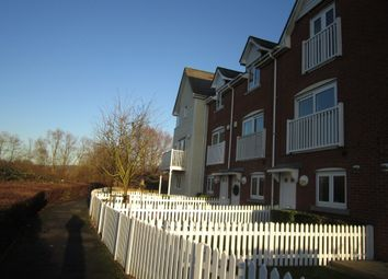 Thumbnail 3 bed town house to rent in Lake Walk, Larkfield, Aylesford