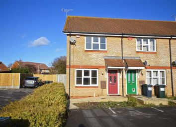 Thumbnail 2 bed end terrace house for sale in Lapwing Drive, Kingsnorth, Ashford
