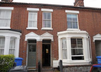 Thumbnail 5 bedroom terraced house to rent in Whitehall Road, Norwich