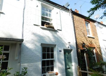 Thumbnail 2 bed terraced house for sale in Howard Street, Thames Ditton