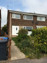 Thumbnail 3 bed semi-detached house to rent in Hollywell Court, Ushaw Moor