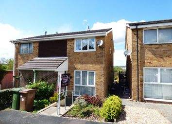 Thumbnail 3 bed semi-detached house for sale in County Close, Plympton, Plymouth