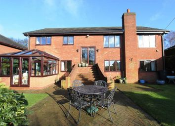 Thumbnail 5 bed detached house for sale in Mucklestone Wood Lane, Loggerheads, Market Drayton